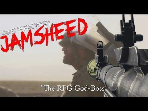 Jamsheed, The RPG God-Boss