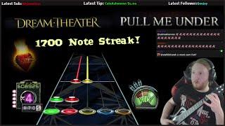 Dream Theater - Pull Me Under 100% Full Combo (GH:WT Chart)
