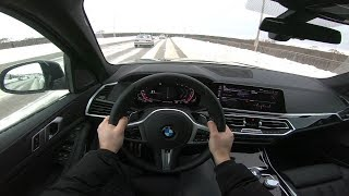 2019 BMW X5 xDrive40i POV TEST DRIVE