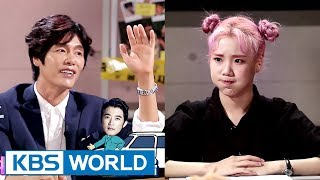 Kim Saengmin's Veteran (with MOMOLAND's Jooe) : Choi Sangkook [Entertainment Weekly / 2017.09.18]
