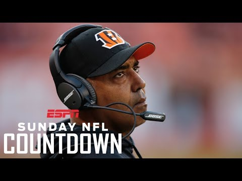 Marvin Lewis leaving the Cincinnati Bengals | NFL Countdown | ESPN