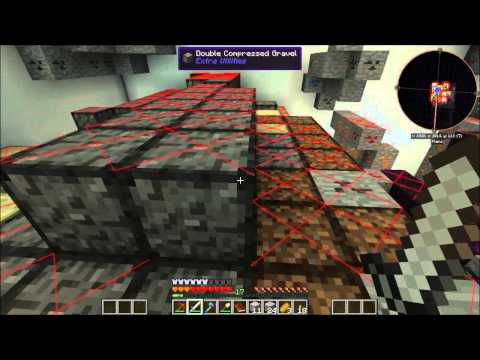 Material Energy^4, E3 - Miner's Delight, and compress ALL the things!