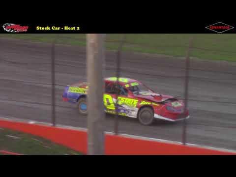 Stock Car -- 7/29/17 -- Park Jefferson Speedway