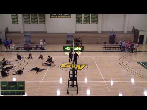 Golden West College vs. Palomar College Mens' Volleyball
