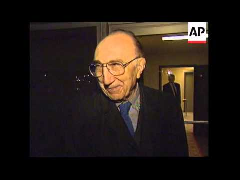 RUSSIA: MICHAEL DEBAKEY CLAIMS YELTSIN'S OPERATION HAS BEEN SUCCESS