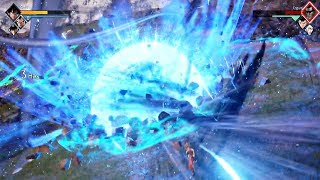 JUMP FORCE - All Super & Ultimate Attacks + Stage Transitions (BETA) PS4 Pro