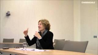 Loes den Hollander in het Raadhuis te Heemskerk 17 sept 2011