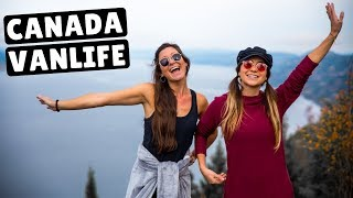 CANADA VAN LIFE DAY 2 | Kelowna with Hey Nadine!