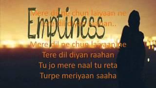 samjhawan unplugged lyrics