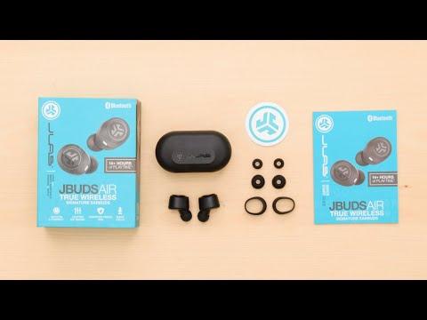 Budget True Wireless Earbuds : JLab JBuds Air True Wireless Earbuds