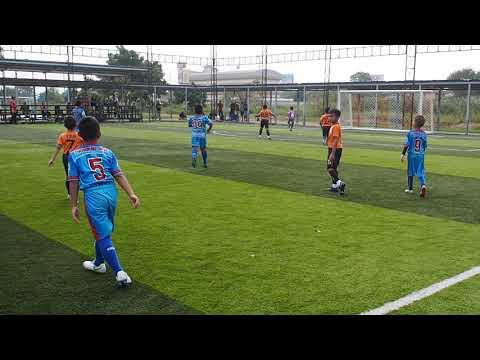 Mol Football Academy League Group A ครั้งที่ 14 # OAZ VS ธนบุรี อินเตอร์  วันอาทิตย์ 10/11/62 # Q3