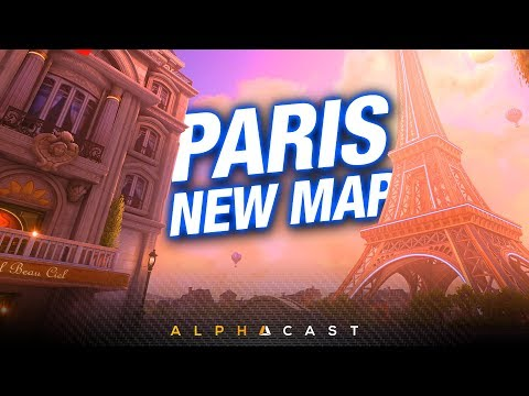 PARIS EST LÀ ! ► Analyse de la nouvelle map Overwatch