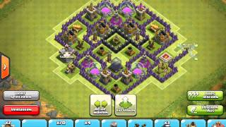 BEST TOWN HALL LEVEL 9 FARMING BASE : Clash Of Clans