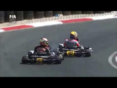CIK FIA European Championship 2016, Round 3 – Portimao, Finale OK. Giugno 2016.