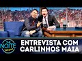 Entrevista com Carlinhos Maia | The Noite (20/09/18)
