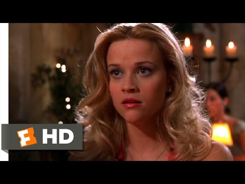 Legally Blonde (1/11) Movie CLIP - Warner Breaks Up With Elle (2001) HD
