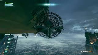AK Extended airship skip