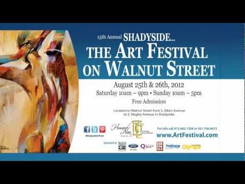 15th Annual Shadyside...The Art Festival on Walnut Street (Pittsburgh, PA)