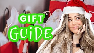 Christmas wish list!  Alyssa Mikesell