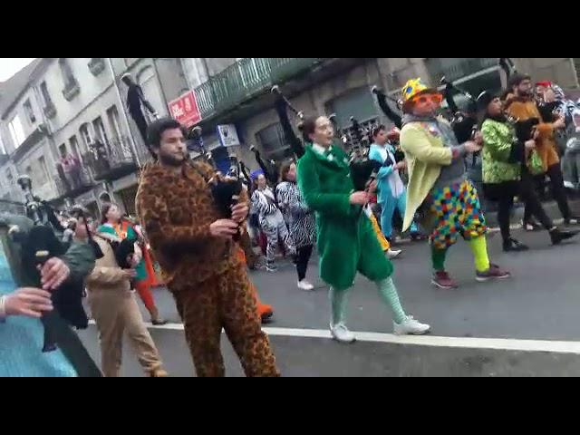 Alegría y diversión en Xinzo