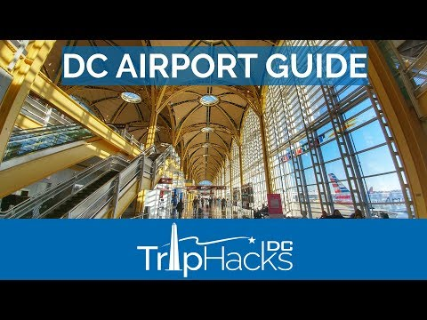 Navigating Washington DC's Three Airports