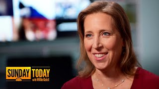 YouTube CEO Susan Wojcicki On How The Platform Is Working To Combat Online Bullying | Sunday TODAY