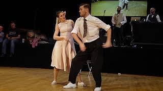 Boogie Spirit Festival (OFFICIAL VIDEO) Showcase Grzegorz & Agnieszka