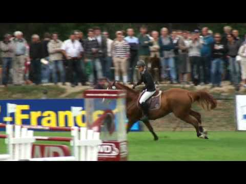 ♥ Eugénie Angot and Old Chap Tame (stallion SF)