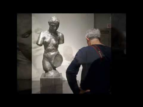 Rodin at the Montreal Museum of Fine Arts - July 15, 2015