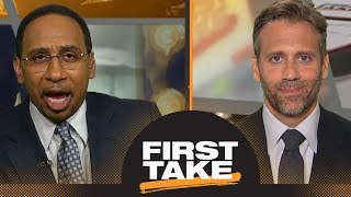 Stephen A. and Max react to Aaron Rodgers calling out Packers' young receivers | First Take | ESPN