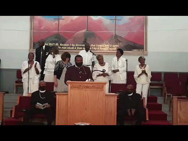 September 5th 2021 Jerriel Missionary Baptist Church Sunday Worship 10:30am