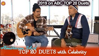 Alejandro Aranda & Ben Harper Duet INTRO & Behind the Scene | American Idol 2019 TOP 20 Star Duets