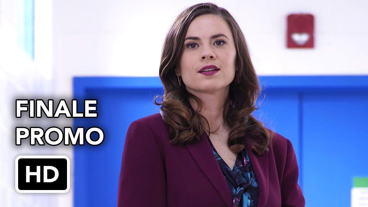 "Conviction 1x13 Promo ""Past, Prologue & What's to Come"" (HD) Season Finale"