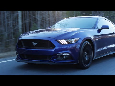 2015 Mustang GT Review!-Better Than Ever?