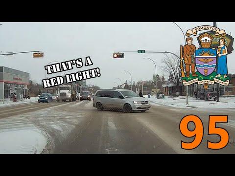 Bad Drivers Of Edmonton 95