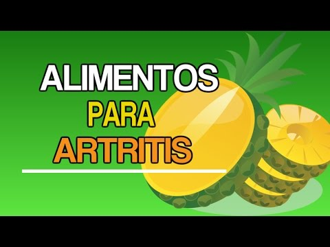 Alimentos Para La Artritis Que Ayudan a Controlar La