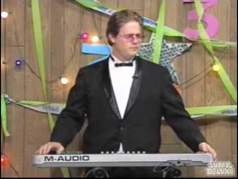Tim Heidecker's Amazing Keyboard Solo