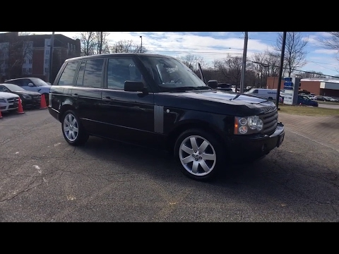2006 Land Rover Range Rover Northbrook, Arlington Heights, Deerfield, Schaumburg, Buffalo Grove, IL