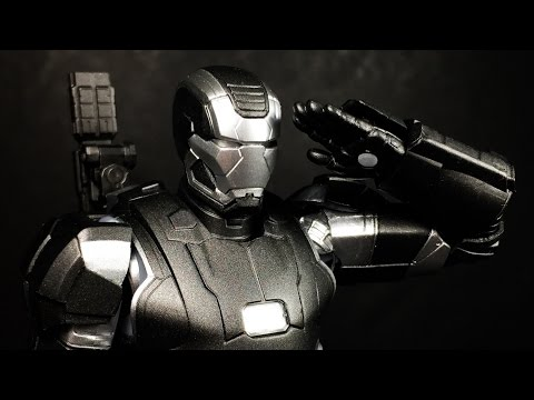 S.H. Figuarts War Machine Mark 2 (Avengers: Age of Ultron) | REVIEW