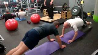 Functional Circuit Training - Workout At Bond Fitness