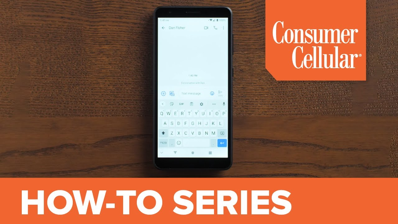 ZTE Avid 579: Sending and Receiving Text Messages | Consumer Cellular