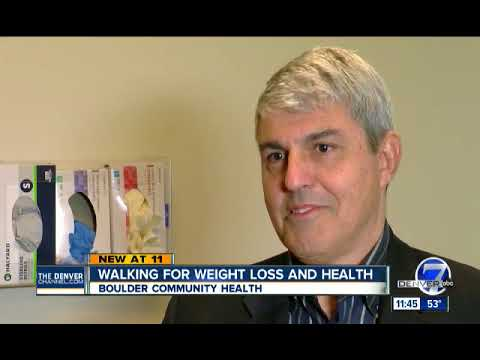 Dr. Nelson Trujillo on the Benefits of Walking