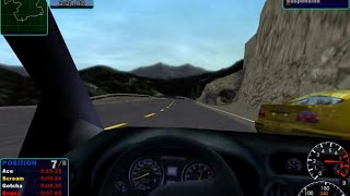 Need For Speed High Stakes (1999) PC Gameplay HD