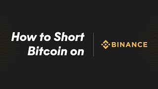 How to Short Bitcoin on Binance 125X Leverage | Binance Futures Tutorial