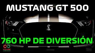 SHELBY COBRA GT 500 I EL REY DE LOS MUSTANG