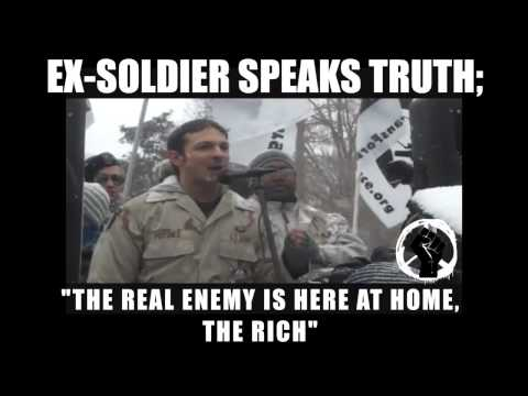 EX SOLDIER SPEAKS TRUTH ABOUT THE WARS AND WHAT'S REALLY GOING ON