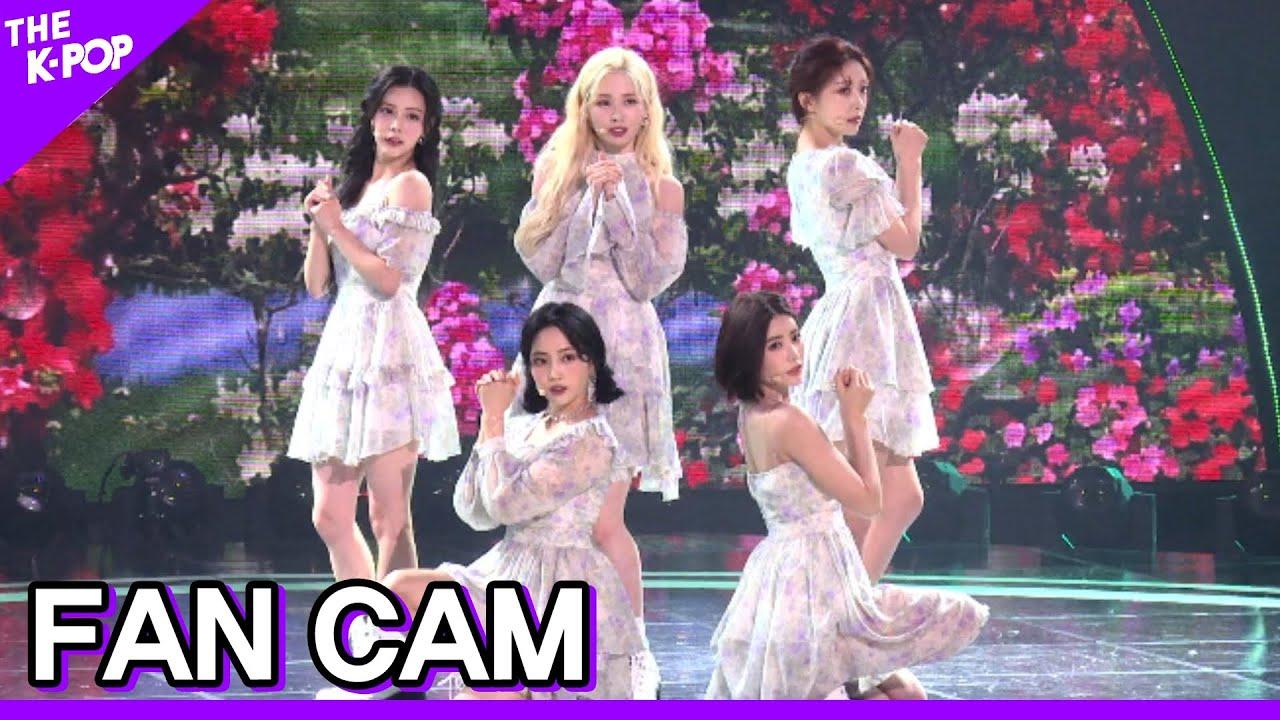 DIA, Hug U (다이아, 감싸줄게요) [THE SHOW, Fancam, 200630] 60P