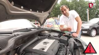 Обзор б/у автомобиля Skoda Octavia A5 2008-2012 г.в.