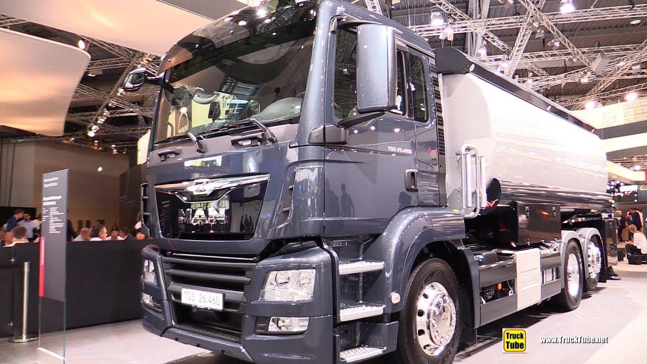 2019 MAN TGS 26-460 Tank Truck - Exterior and Interior