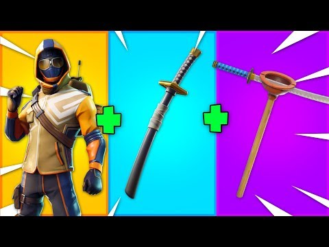 BEST STARTER PACK Skin COMBOS In Fortnite! (Cheap Skin Combos!)